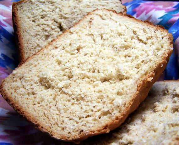 Hearty Oatmeal Loaf--Abm