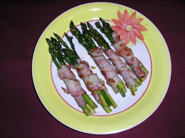 Sauteed Asparagus W/ Bacon