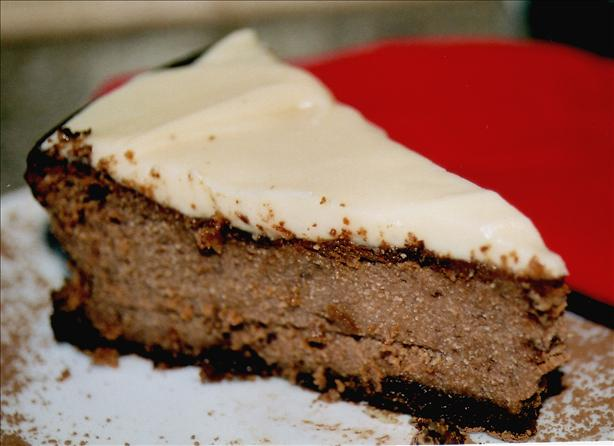 Ricotta-Chocolate Cheesecake
