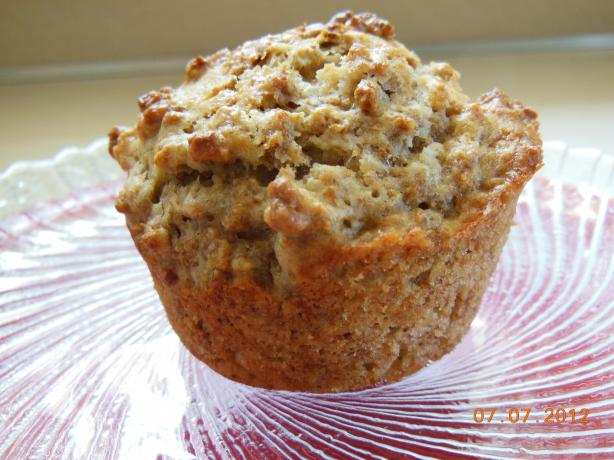 The Original All Bran Muffins