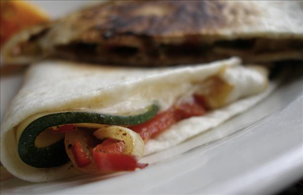 Make Yourself a Dang Quesadilla!