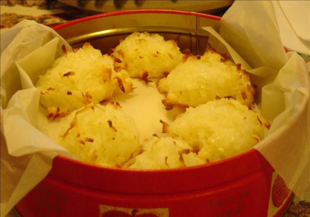 Paula Deen's Coconut Macaroons