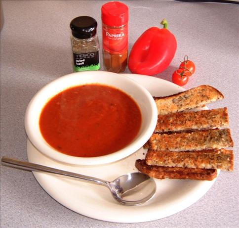 Herb Toast.