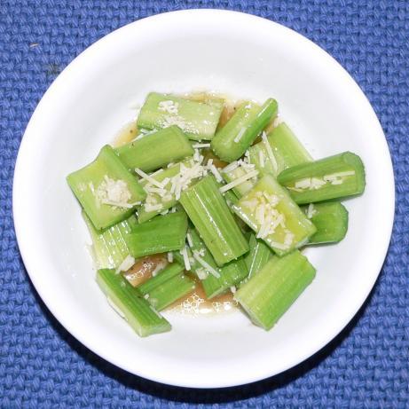 Just Celery Salad