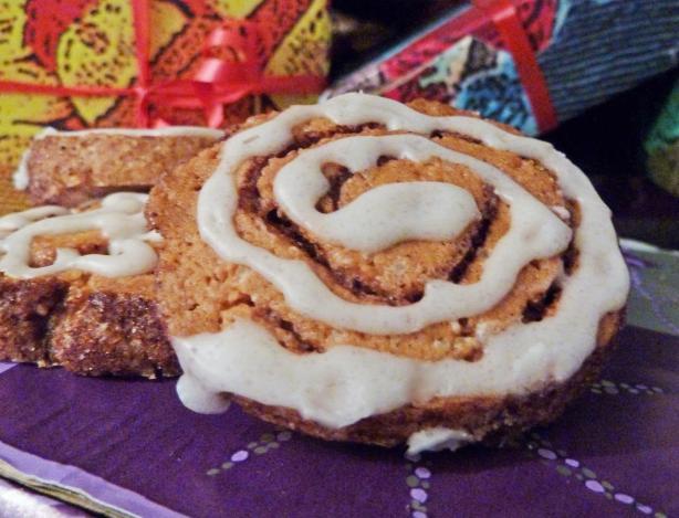 Cinnabon Roll Spiral Cookies!!!
