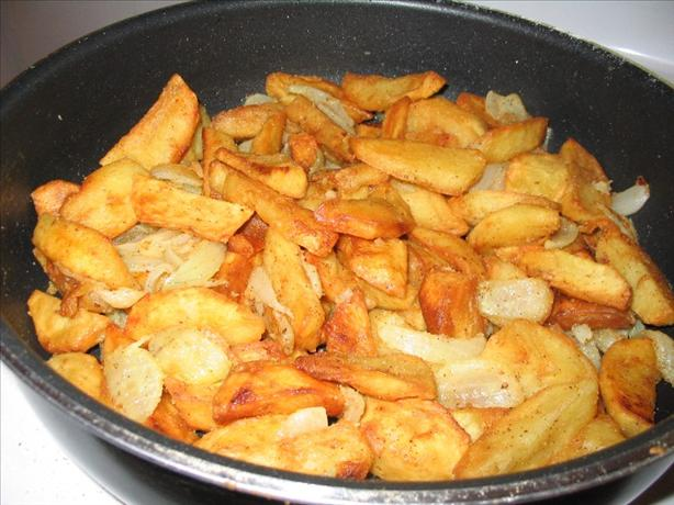 Very Crispy Home Fries