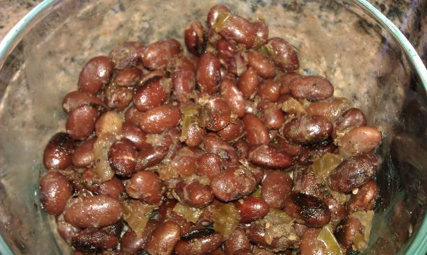 Not Yo' Mamma's Red Beans
