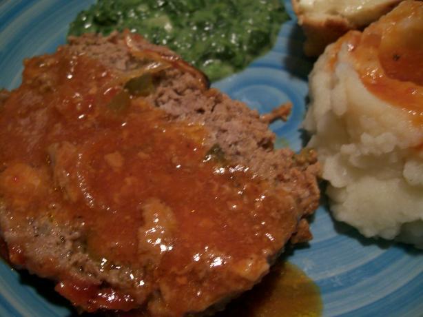 Wardie's Meatloaf