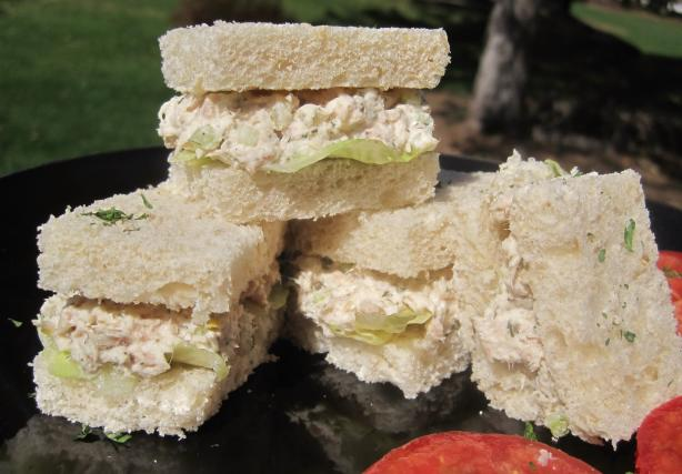 Homestyle Tuna Salad Sandwich