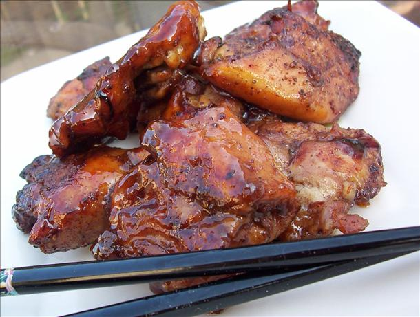 Sweet Hoisin Chicken Drumsticks