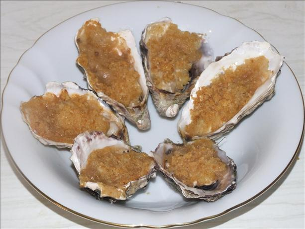 Scalloped Oysters