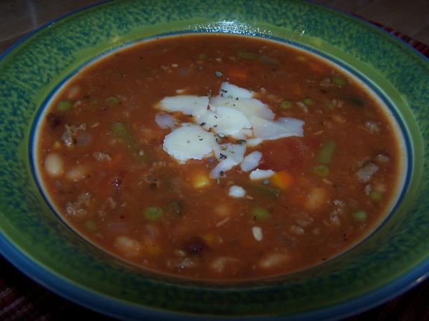 Mama's Bean Soup