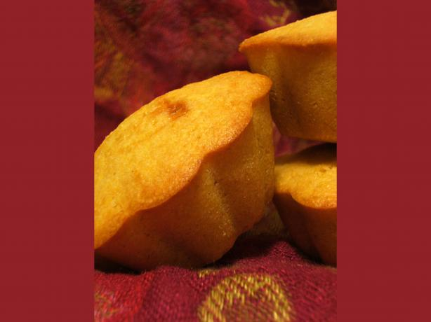 Corn Muffins Alberesque