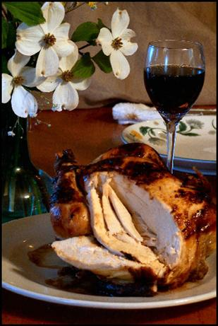 Carolina Rotisserie or Roasted Apple Chicken