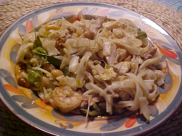 Phad Thai (Very Simple Version)