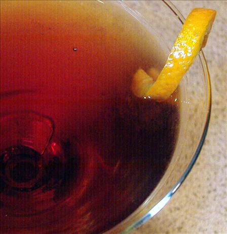 Macaroon Martini