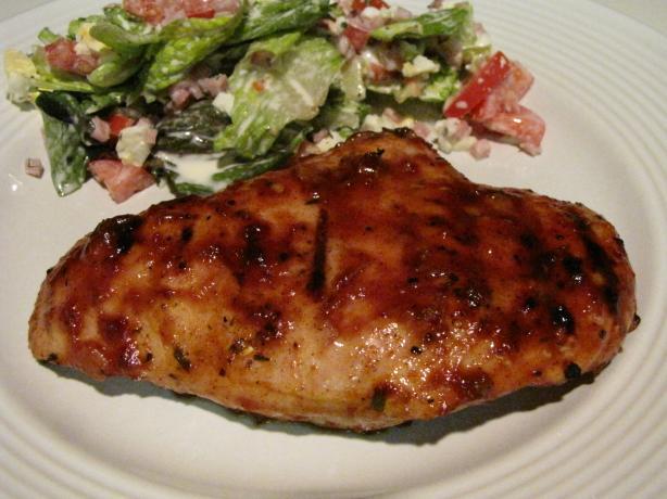 Montreal Salsa Chicken