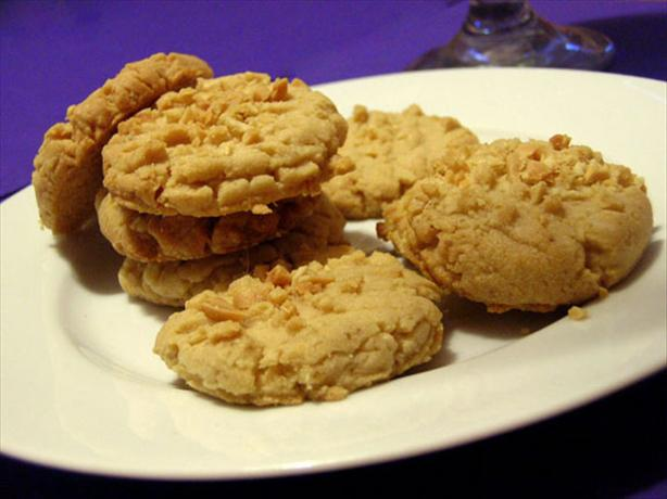 Peanut Butter Sandies
