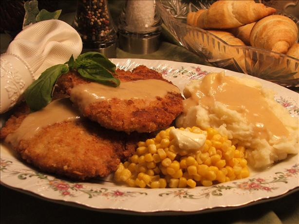 Tom and Kelly's Chicken Fried Steak!