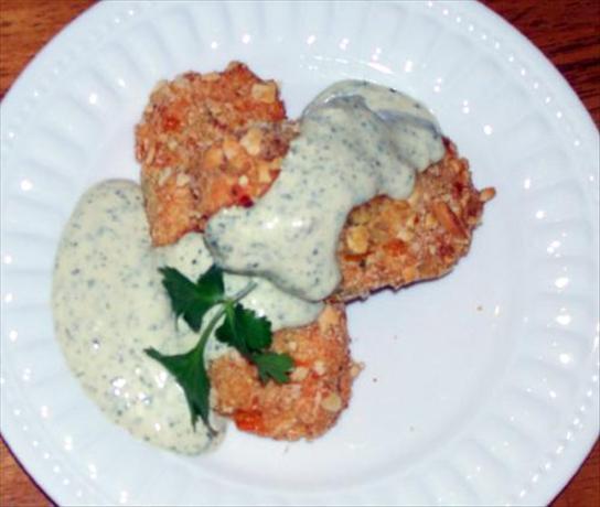 Salmon & Shrimp Confetti Croquettes