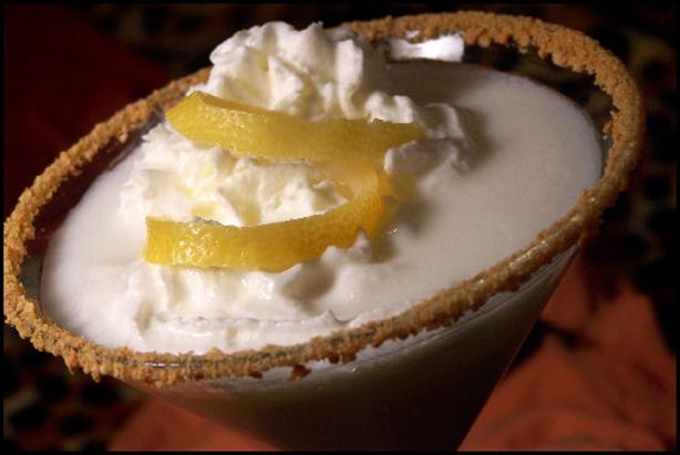 Lemon Meringue Pie Martini