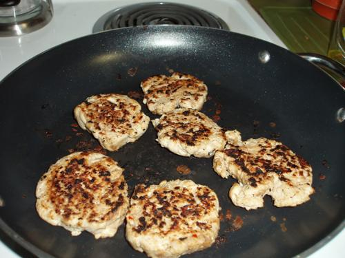 Breakfast Turkey Sausage
