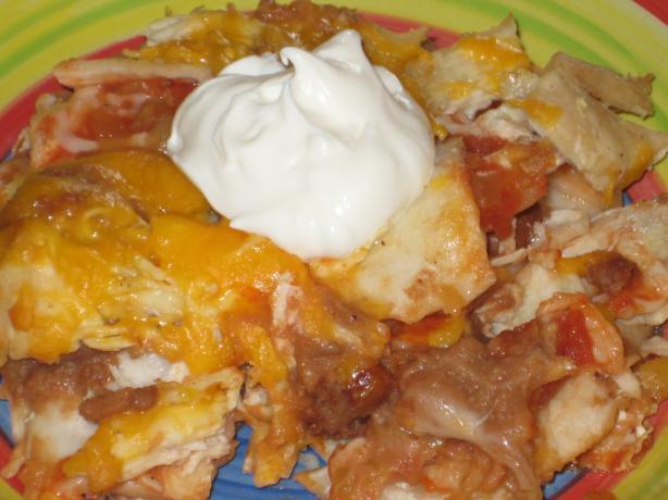 El Pollo Mexican Lasagna