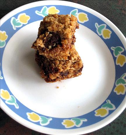 Baker's Chocolate Caramel Bars