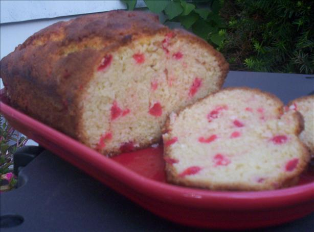 Cherry Bread Loaf