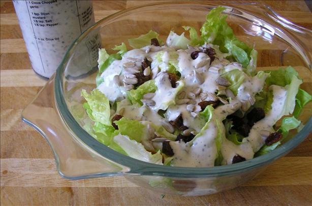 Elimination Diet Salad Dressing