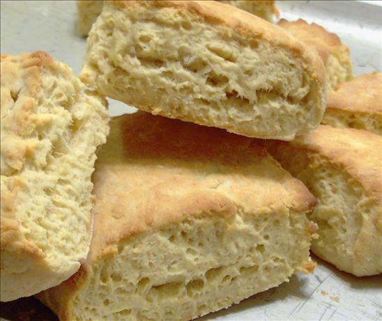 Biscuits (Baking Powder or Buttermilk)