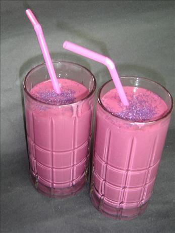 Purple Dazzle Shakes