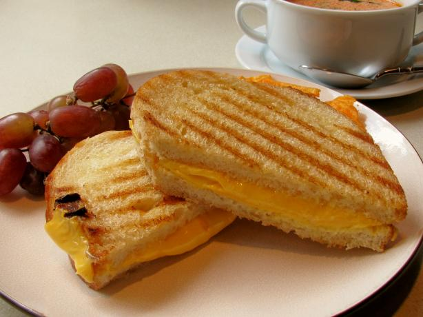 Almost Instant and Always Fabulous Grilled Cheese!