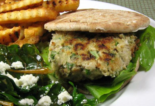 Mahi Mahi Burgers With Ginger and Hoisin
