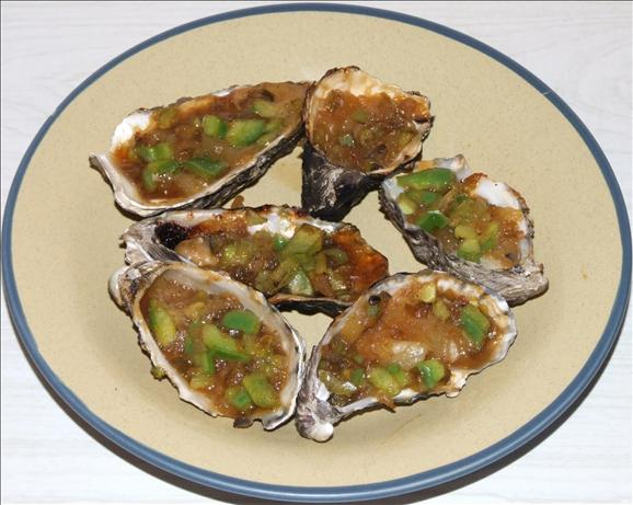 Sweet and Sour Oysters