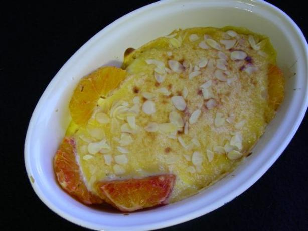 Gratin of Oranges
