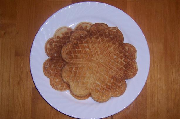 Hilde's Norwegian Waffles