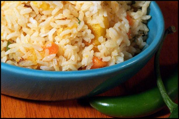 Don't Worry Be Happy Rice!!