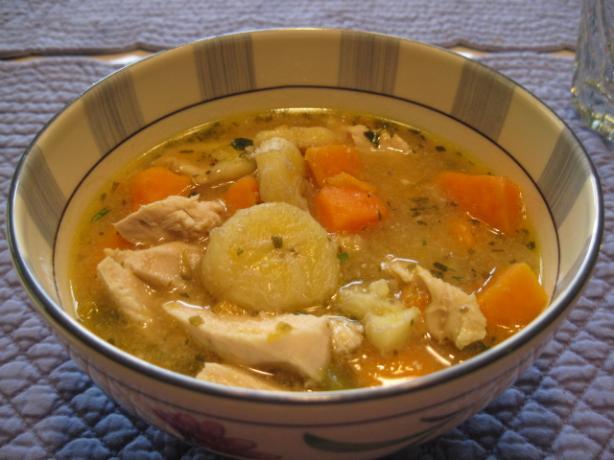 Chick-Aribbean Stew