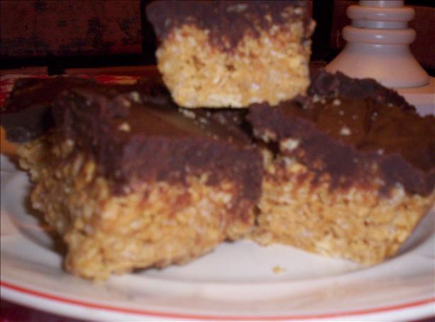 No Bake Crispy Squares