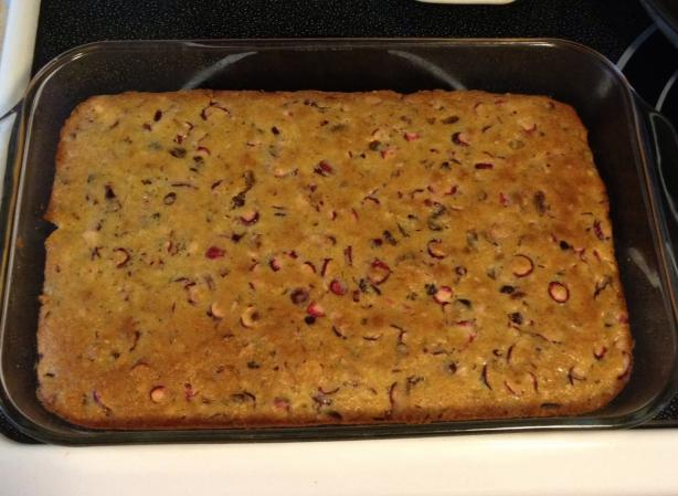Cranberry Thanksgiving Bread
