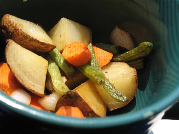 Four Veggie Roast