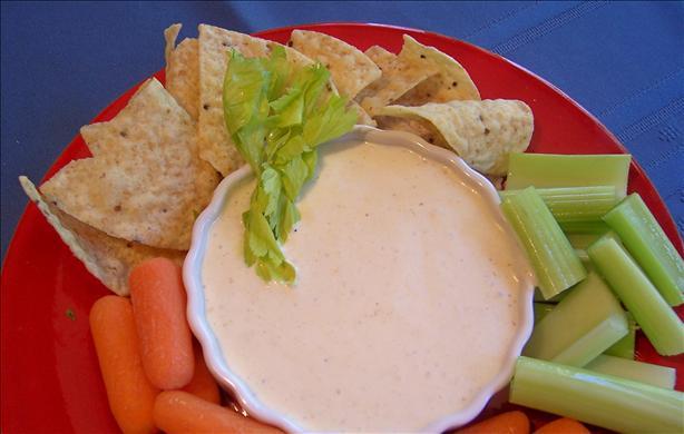 Houston-Style Creamy Jalapeno Dip