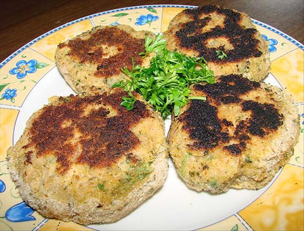 Tuna & Olive Croquettes
