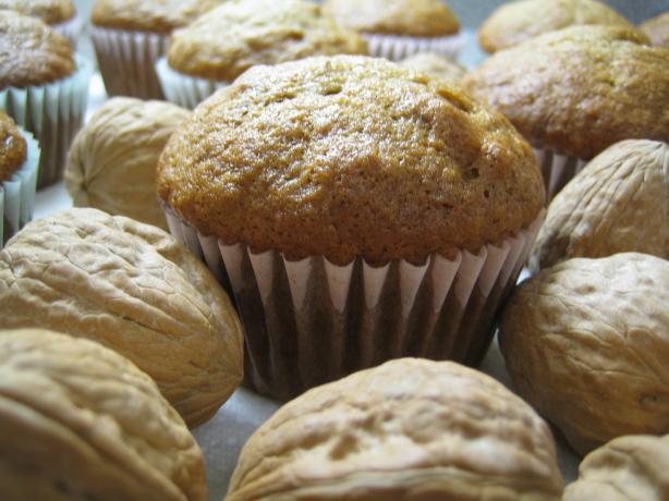Banana-Nut Muffins or Loaf