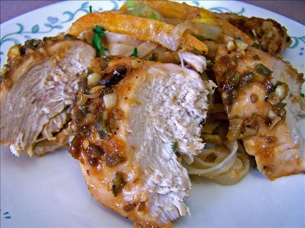 Lemon Coriander Chicken