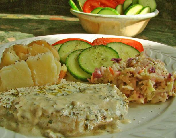 Lime Baked Fish