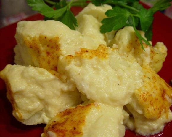 Greek Cauliflower