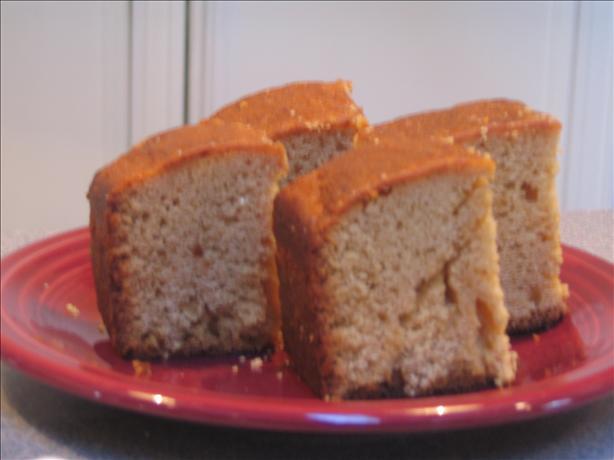 Vanilla Break Compromise Cake