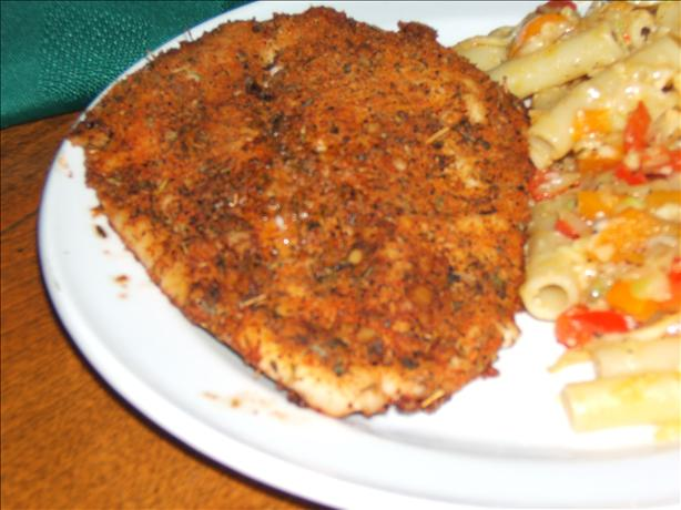 Oven Baked Chicken With Tasty Rub